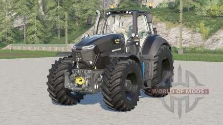 Deutz-Fahr 9340 TTV Warrioᵲ for Farming Simulator 2017