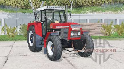 Zetor 16145 Turbo〡washable wheels for Farming Simulator 2015