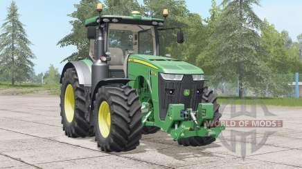 John Deere 8R series〡new functions for Farming Simulator 2017