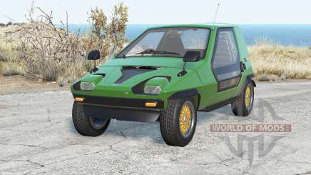 Ibishu Wigeon bigger wheels v1.1.1 for BeamNG Drive