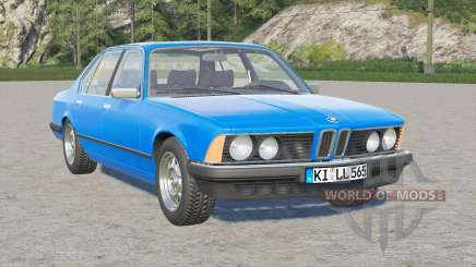 BMW 728i (E23) 1979 for Farming Simulator 2017