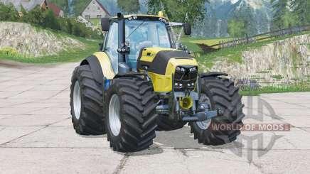 Deutz-Fahr 7250 TTV Agrotrꙩn for Farming Simulator 2015