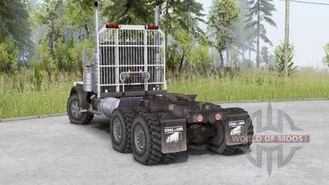 Peterbilt 379  v1.1 for Spin Tires