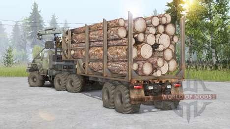 Ural-44202-862 for Spin Tires