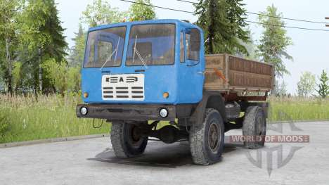 KAZ-4540 Colchis for Spin Tires
