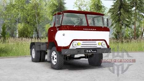 KAZ-608 Kolhida for Spin Tires