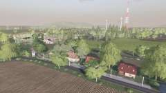Dolina Kwiatow for Farming Simulator 2017