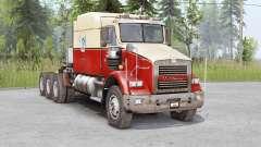 Kenworth T800 8x8 v1.3 for Spin Tires