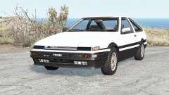 Toyota Sprinter Trueno GT-Apex (AE86) for BeamNG Drive