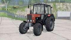 MTZ-82.1 Belarusian mirrors reflect the environment for Farming Simulator 2015