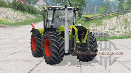 Claas Xerion 3300 Trac VC〡new real light for Farming Simulator 2015