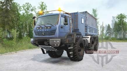 KAMAZ-6345 Arctic v1.2 for MudRunner