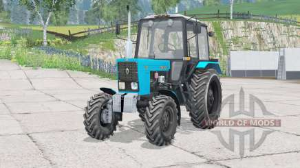 MTZ-82.1 Belarus〡traces of wheels for Farming Simulator 2015