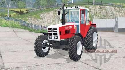 Steyr 8100A for Farming Simulator 2015