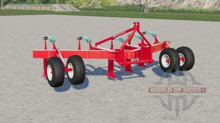 Kverneland CLE 430-05〡subsoiler for Farming Simulator 2017