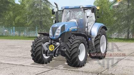 New Holland T7 serieꚃ for Farming Simulator 2017