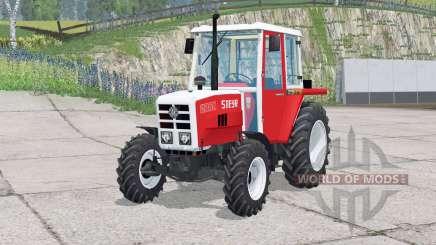 Steyr 8060A〡swing axle for Farming Simulator 2015