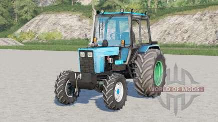 MTZ-82 Beskarus for Farming Simulator 2017