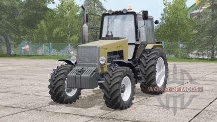 MTZ-1221V Belarus for Farming Simulator 2017