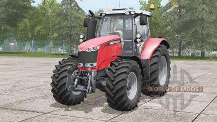 Massey Ferguson 7700 series〡design options for Farming Simulator 2017