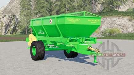 MTT-4U〡 fertilizer spreader for Farming Simulator 2017