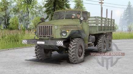 Ural-4320-10 v1.1 for Spin Tires