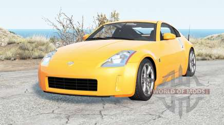 Nissan 350Z (Z33) 2004 for BeamNG Drive