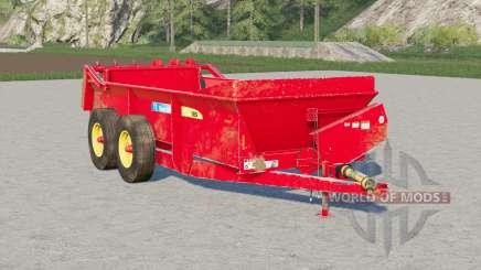 New Holland 185 for Farming Simulator 2017