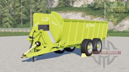Vaschieri L160 for Farming Simulator 2017