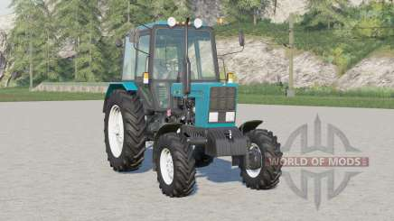 MTZ-82.1 Belarus〡 equipped with devices for Farming Simulator 2017