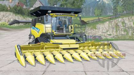 New Holland CR10.90〡graintank capacity 92000 liters for Farming Simulator 2015