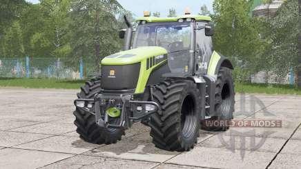 JCB Fastraȼ 8000 for Farming Simulator 2017
