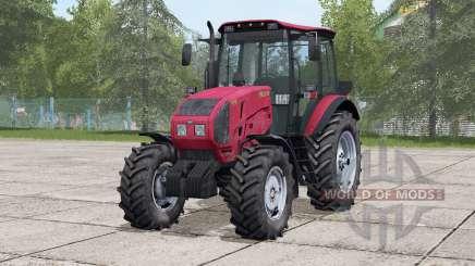 MTZ-1523 Belarus〡ability to choose wheels for Farming Simulator 2017