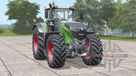Fendt 1000 Vario〡folding steering column for Farming Simulator 2017