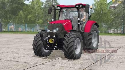 Case IH Maxxum 100 CVꞳ for Farming Simulator 2017