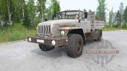 Ural-43206-0551-41〡dwoo cabin for MudRunner