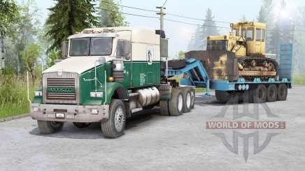 Kenworth T800 8x8 v1.4 for Spin Tires