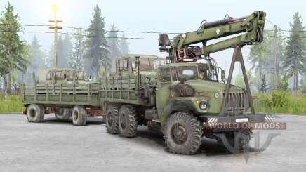 Ural-4320-10 v1.2 for Spin Tires