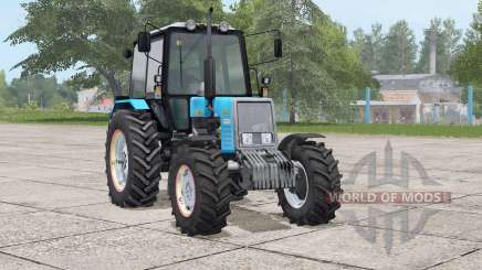 MTZ-820.2 Belarus〡option of the loader console for Farming Simulator 2017