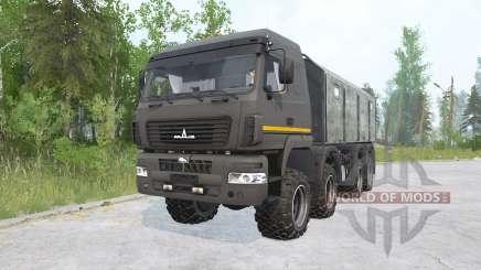 MAZ-6516V9-481-000 for MudRunner