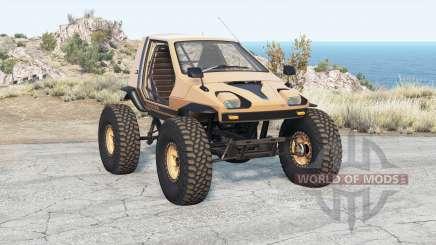 Ibishu Wigeon Monster Truck v1.0.1 for BeamNG Drive