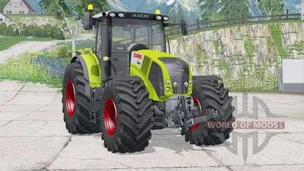 Claas Axioŋ 850 for Farming Simulator 2015