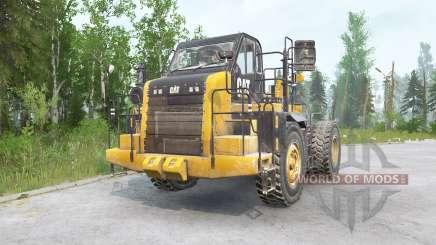 Caterpillar 770G for MudRunner