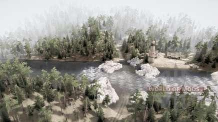 Panorama 2 for MudRunner