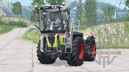 Claas Xerion 3800 Saddle Traƈ for Farming Simulator 2015