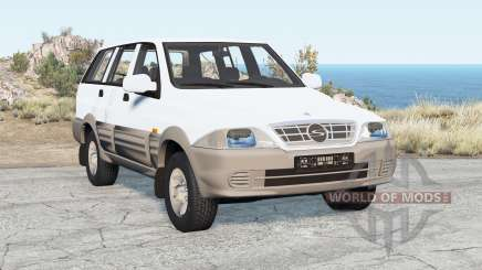 SsangYong Musso (FJ) 1998 for BeamNG Drive