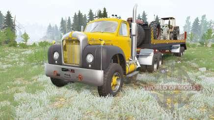 Mack B61 v1.01 for MudRunner