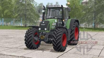 Fendt 820 Vario TMⱾ for Farming Simulator 2017