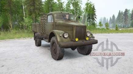 GAZ-63 for MudRunner