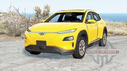 Hyundai Kona Electric (OS) 2019 for BeamNG Drive